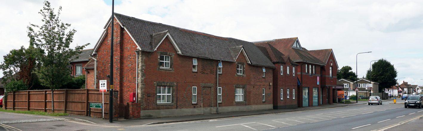 45 Chapel front